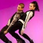 Luciano Gomes & Sofie da Silva, show at the London Zouk Fest 2013