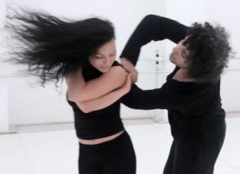 Zouk Training 2013 // Xandy Liberato & Evelyn Magyari
